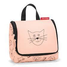 <b>Органайзер детский Toiletbag</b> S cats and dogs rose <b>Reisenthel</b> ...