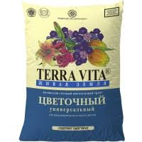 <b>Грунт Terra Vita Живая</b> Земля цветочная 50 л - описание, фото и ...