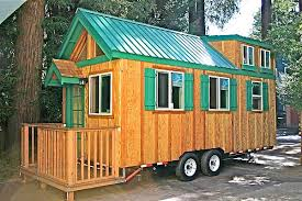 Small Picture This tiny house is 8 ft 6 in wide by 20 ft long by 13 ft 5 in