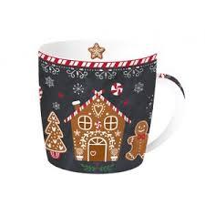 <b>Кружка Gingerbread</b> в подарочной упаковке, <b>Easy Life</b> (Nuova R2S ...