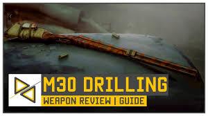 [BF5] M30 Drilling - SECRET Sniper <b>Rifle</b> - The BEST Shotgun in ...