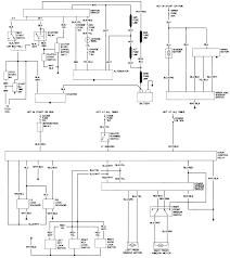 toyota pickup wiring diagram toyota wiring diagrams
