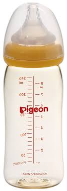Купить <b>бутылочка Pigeon</b> для кормления SofTouch Peristaltic ...