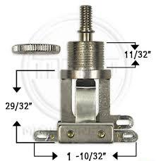 guitar parts upgrades switchcraft short straight type 3 way switch