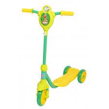<b>Трехколесный самокат 1 Toy Поезд</b> Динозавров - Акушерство.Ru