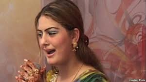 PESHAWAR, Pakistan — Popular Pashto-language singer Ghazala Javed has been shot dead along with her father in the northwestern Pakistani city of Peshawar. - ghazala_javed_singer