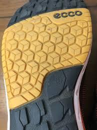 Ecco Biom Gore-Tex Athletic <b>Shoes Men's</b> Size 43 Orange Black ...