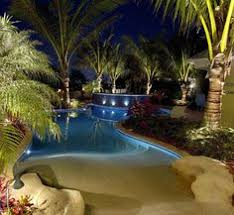 lighting can make all the difference to your outdoors you must have noticed the dramatic effects that light can add to your interiors th beautiful lighting pool
