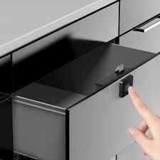 Hot 3C <b>Drawer Intelligent Electronic Lock</b> File Cabinet Lock Storage ...