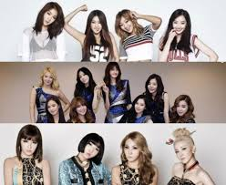 2015 Girl Group Rankings: 2NE1 and Girls