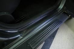 <b>Накладки на внутренние пороги</b> дверей Nissan Terrano 14-16 ...