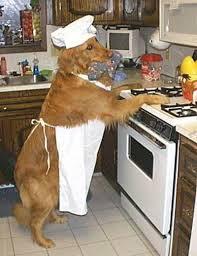 Στο μαγείρεμα πρώτος...