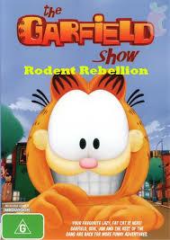Znalezione obrazy dla zapytania Garfield Show Rodent Rebellion