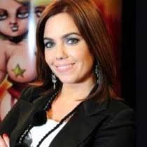 Pia Shaw es una conductora de televisión Argentina, quien trabajo en América 2 durante muchos años, antes de pasar a Telefe. - contratar-a-pia-shaw-210x210