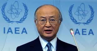 Image result for Yukiya Amano
