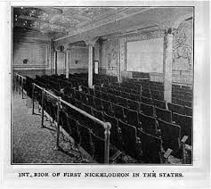 「the Electric Theater in Los Angeles, opened in 1902」の画像検索結果