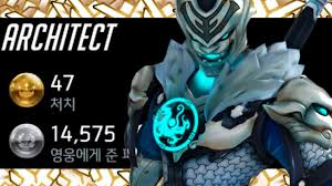 ARCHITECT PRO <b>KOREAN</b> GENJI! 47 ELIMS! <b>14k</b> DMG ...