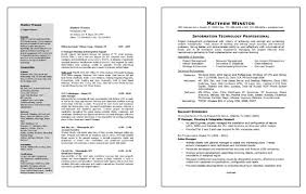 it manager resume example resume it template