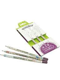Набор <b>Растущий карандаш</b> Салатный микс графитные, 3 шт ...