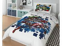 Детское <b>постельное белье Marvel Avengers</b> Мстители 1,5-сп ...
