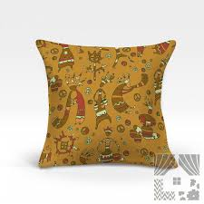 <b>Декоративная подушка</b> (<b>Шанки-О</b> (коричневый) - Подушки ...