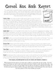 th Grade Book Report Ideas Middle School   free graphic