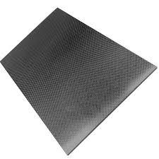 <b>3K Carbon</b> Fiber Plate Panel Plain Twill Weave <b>Matt Glossy</b> Surface ...