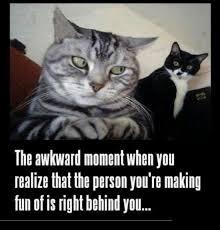 Funny Memes: The Awkward Moment When - NoWayGirl via Relatably.com