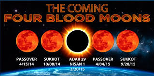 The Coming Solar and 4 Lunar Eclipses, A Sign of Something REALLY BIG About to happen? | God