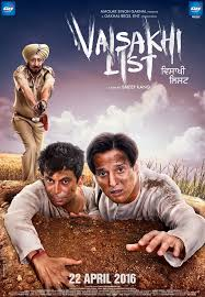 Watch   Vaisakhi List (2016) (Punjabi)    full movie online free