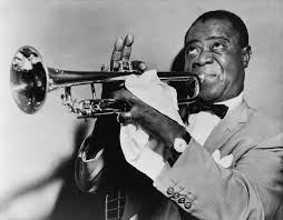 louis armstrong    and all that jazz   biography comlouis armstrong photo