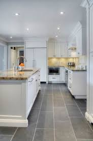 Models Modern Tile Floor Kitchen With Grey Tiles To Perfect Ideas