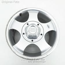 alloy Wheel Borbet Mitsubishi Pajero 3 V60 V70 8Jx16H2 ET30 ...