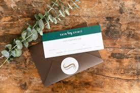 Skin Care Gift Cards | SkinSpirit