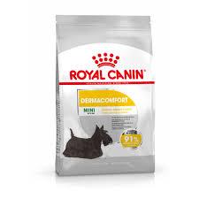 <b>Royal Canin Mini Dermacomfort</b> Adult Dry Dog Food 3kg