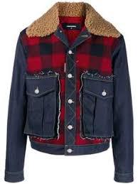 Купить мужские <b>джинсовые</b> куртки <b>Dsquared2</b> в интернет ...
