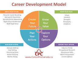 career development matters career professionals of career development model