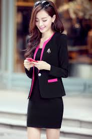 aliexpress com buy wear long sleeved suit occupation installed aliexpress com buy wear long sleeved suit occupation installed 2014 new korean hotel beauty salon receptionist work clothes from reliable clothes butler