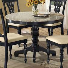 metal dining table base legs bennysbrackets: round granite dining room table with classic spindle leg