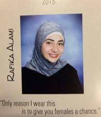 Muslim girls' funny yearbook quotes are a new level of sassy ... via Relatably.com
