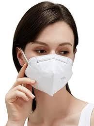 FLAWISH Pack of <b>50Pcs</b> N95 <b>Anti</b>-<b>Pollution</b> Protection <b>Face Surgical</b> ...