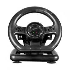 Купить <b>Руль Speed-Link Black Bolt</b> Racing Wheel Black SL-650300 ...