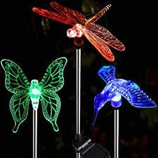 Solar Butterfly Light - Amazon.co.uk