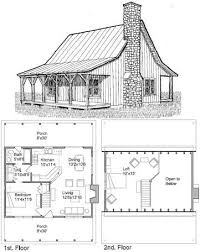 Small Cabins Tiny Houses Small Cabin Floor Plans   Loft  small    Small Cabins Tiny Houses Small Cabin Floor Plans   Loft
