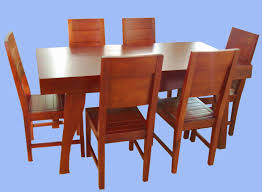 Solid Wood Dining Room Tables And Chairs Creative Solid Wood Dining Room Table And Chairs 14 With A Lot