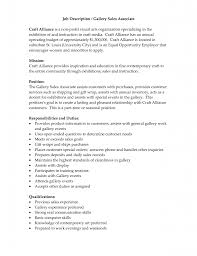 doc 612792 great resume for s job sample sample resume descriptions for s associate