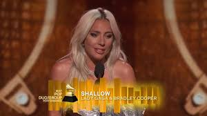 Lady Gaga Wins Best Pop Duo Or Group Performance | 2019 ...