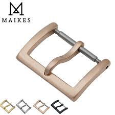 <b>MAIKES</b> New Arrival <b>16mm 18mm 20mm</b> 316L Stainless Steel Rose ...