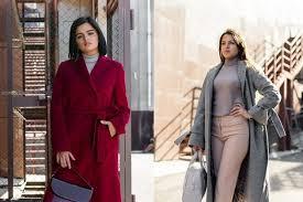 Новые дизайнерские модели <b>пальто</b> поступили в магазин ...