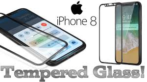 Best <b>9H Tempered Glass</b> Screen Protector For iPhone X! - YouTube